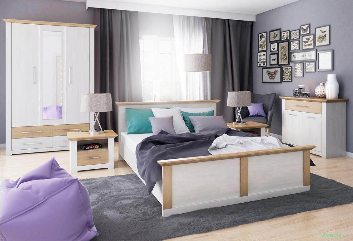 Спальня Арсал / Arsal Комплект 3D