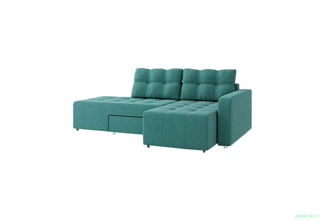 Мягкая система Фиеста ППУ Угловой диван (Дизайн І)