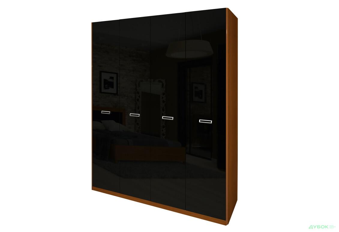 Модульная спальня Бэлла Шкаф 4Д (без зеркал)