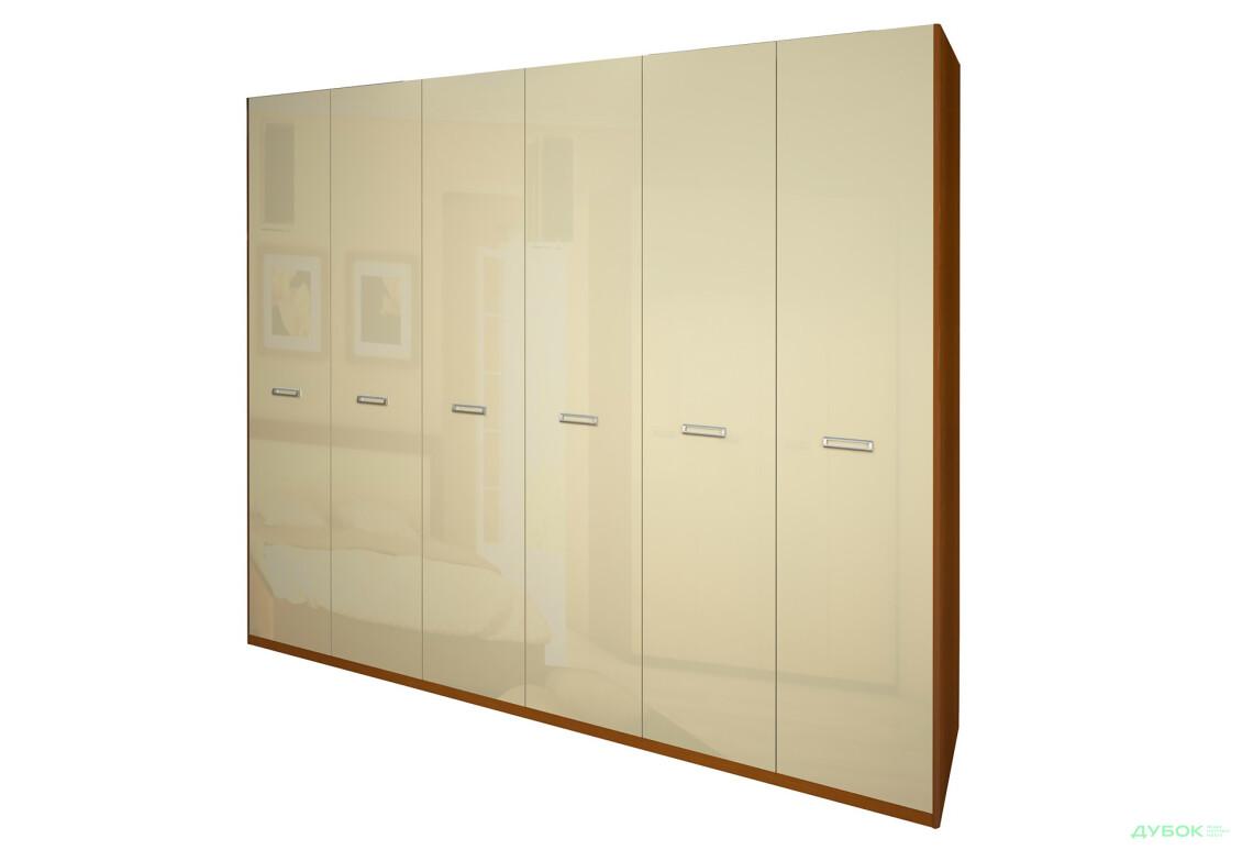 Модульная спальня Бэлла Шкаф 6Д (без зеркал)