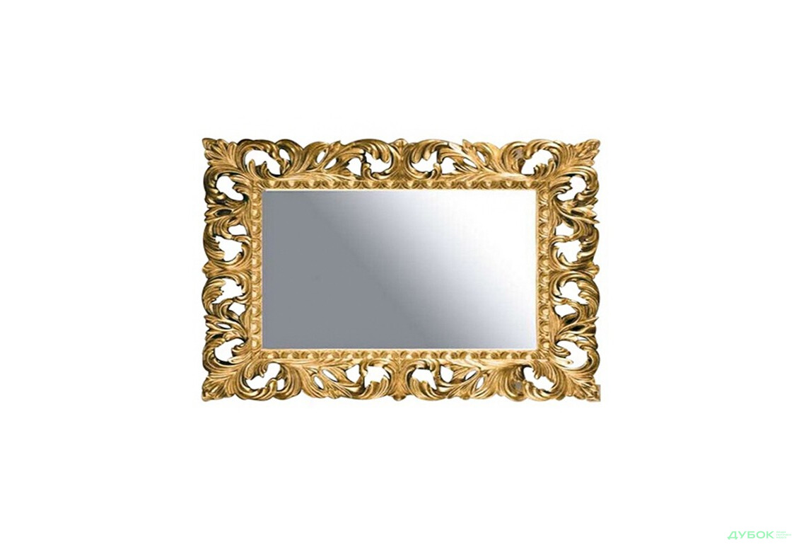 Зеркало Пиония 100х80