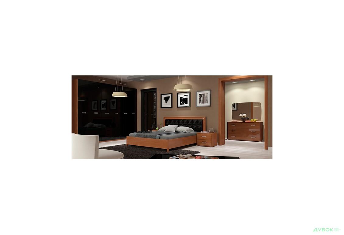 Спальня Белла Комплект 6D (без дзеркал)