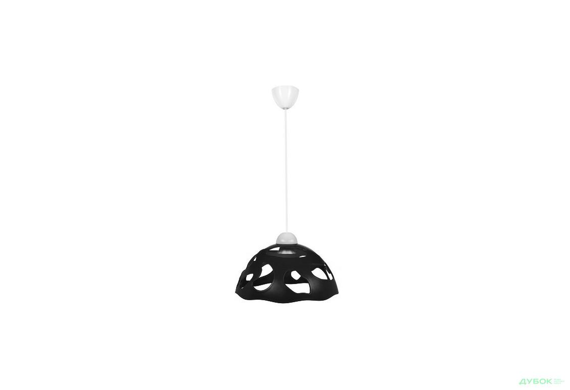 Светильник 1304, потолочный, 60W, черный, Е27 - 160709