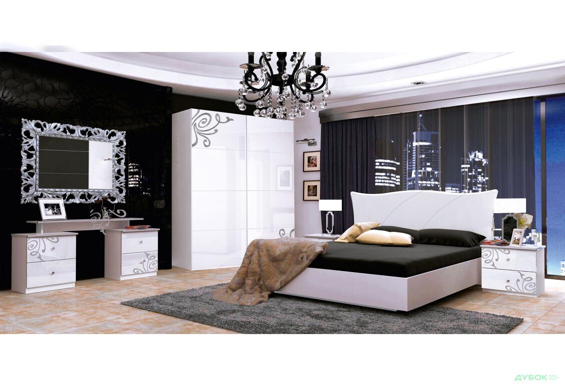 Спальня Богема Комплект со шкафом-купе 2м