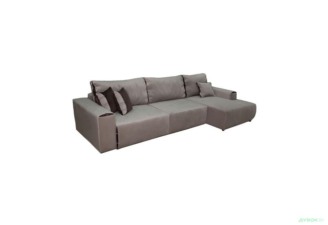 Мягкая система Тиффани Угловой диван №IV