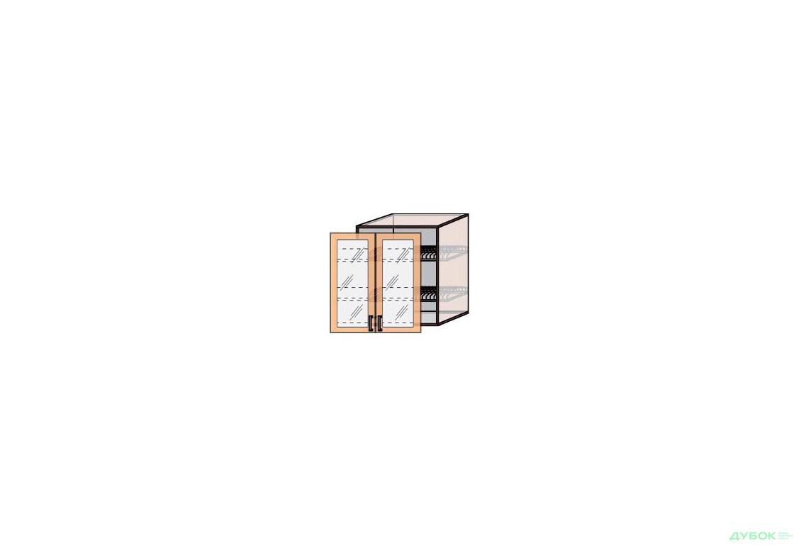 В9 Сушка витрина 2Д 80