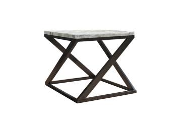 Журнальный столик Бент Металл-Дизайн