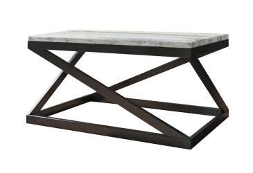 Журнальный столик Лонг Бент Металл-Дизайн