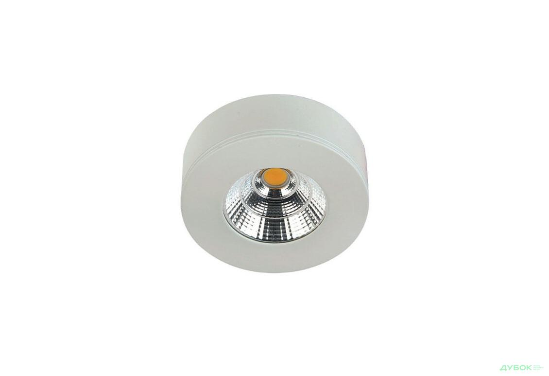Світильник LED НББ EVA-5 5W 6500K 450LM круг