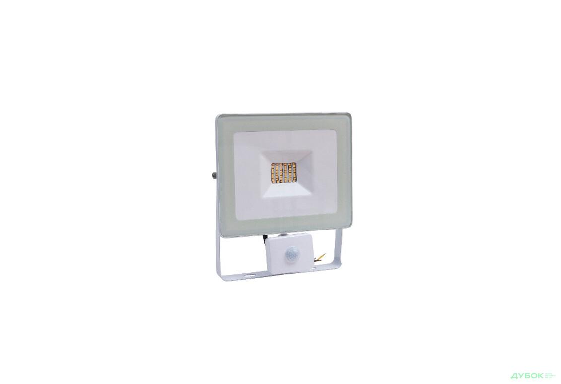 Прожектор LED TIGRIS-S 10W SMD 60K 1000Lm з датч.