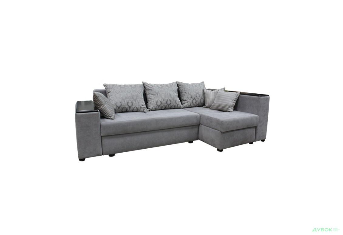Мягкая система Грандис 2 Угловой диван (Дизайн І)