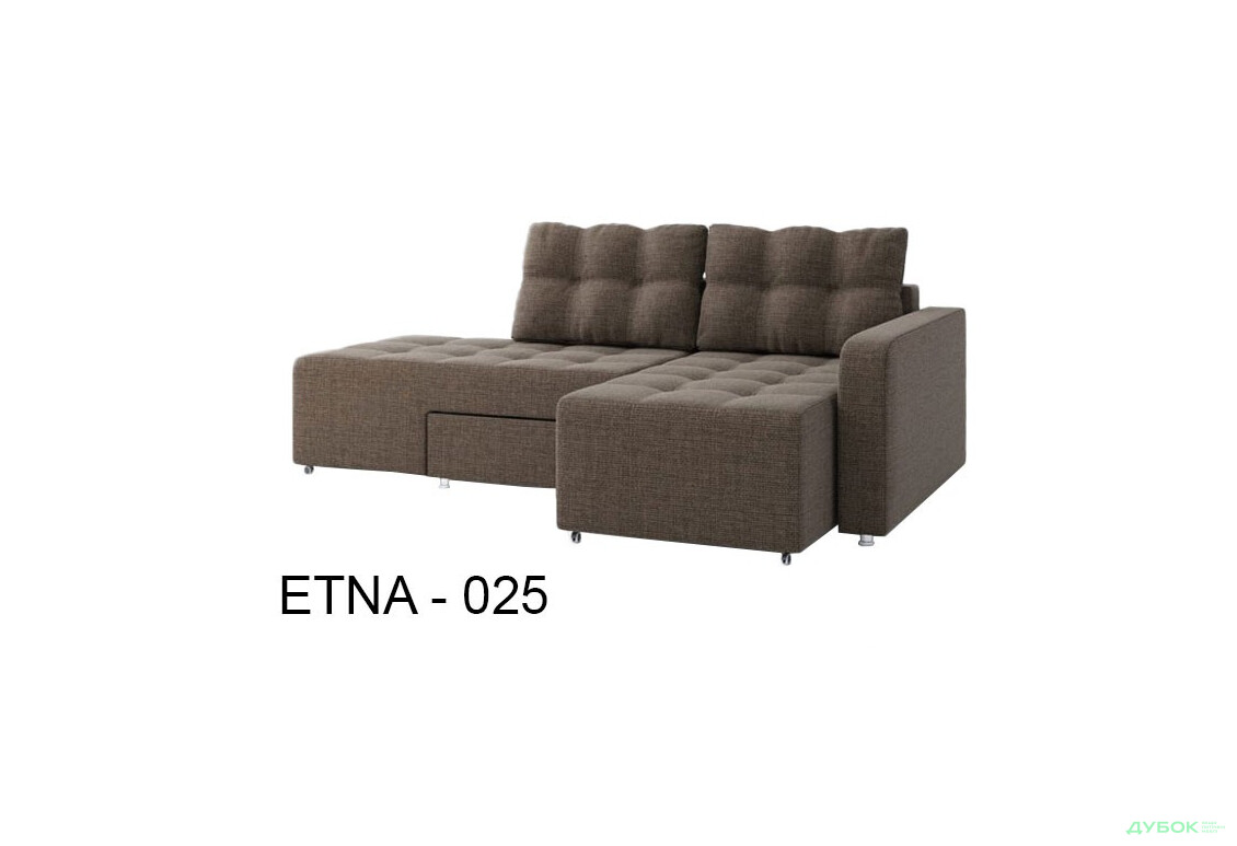 Мягкая система Фиеста ППУ Угловой диван (Дизайн ІV)