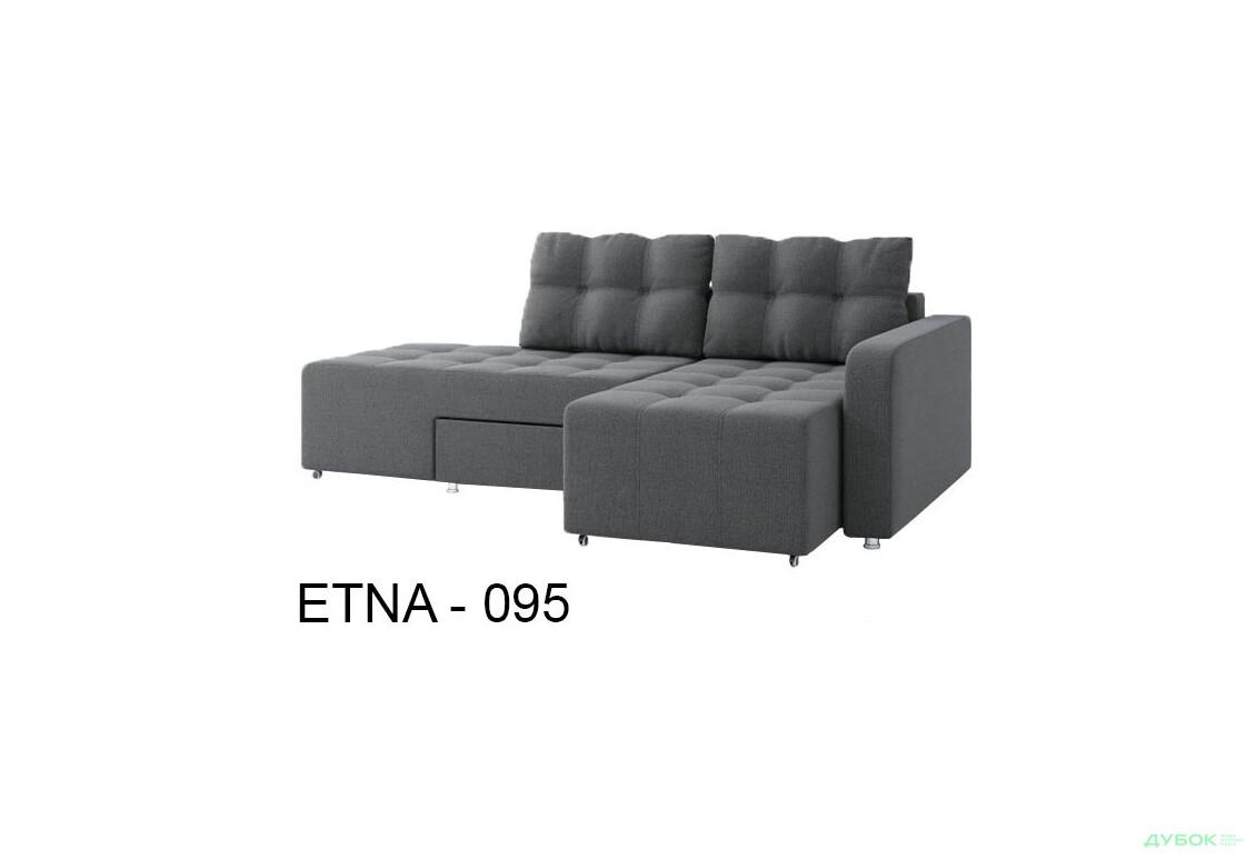 Мягкая система Фиеста ППУ Угловой диван (Дизайн VІ)
