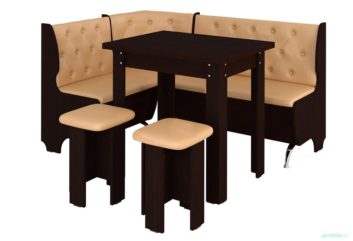 Кухонный уголок Адмирал (с раскл. столом)