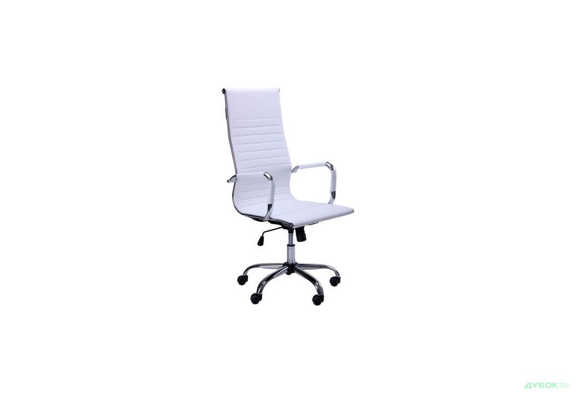 Кресло Slim HB (XH-632) белый арт. 512061