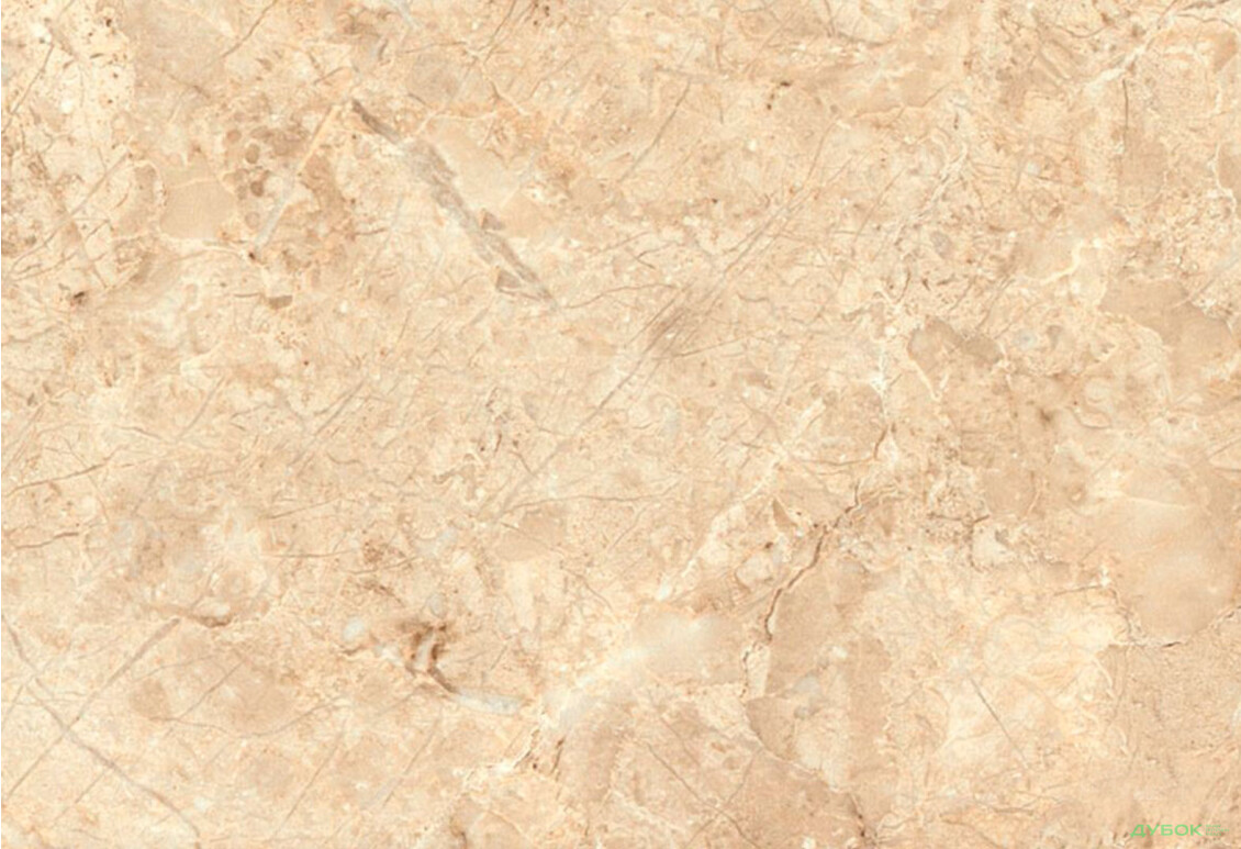 К212 столешница Мармур Королівський Білий (Алахамбра) матовая 38 мм