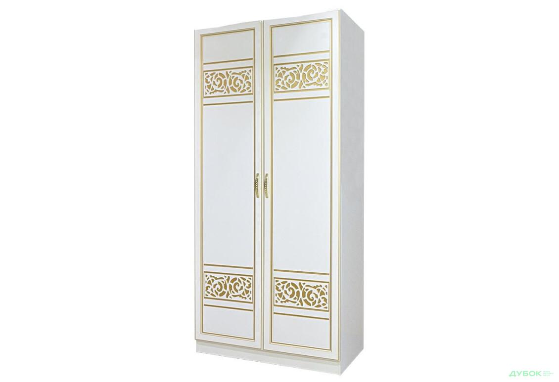 Модульная спальня Полина Новая NEW Шкаф 2Д