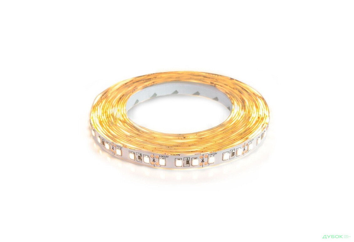 СЛ B-LED 2835-120 W Светодиодная лента B-LED 2835-120 WW теплый белый, негерметичная, 5м