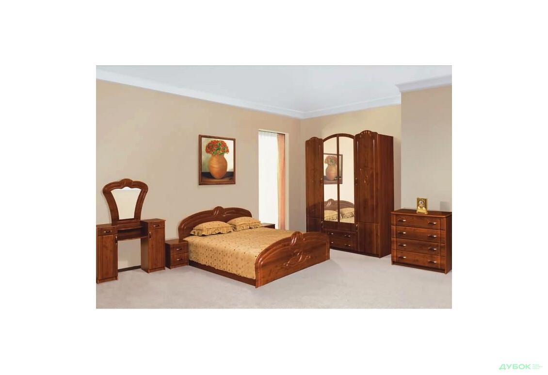 Модульна спальня Антоніна Лак