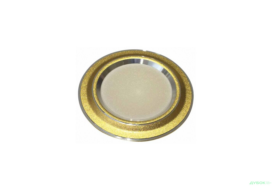 Св-к LED даунлайт K2 KLS-922 5W 40K 220V золотий