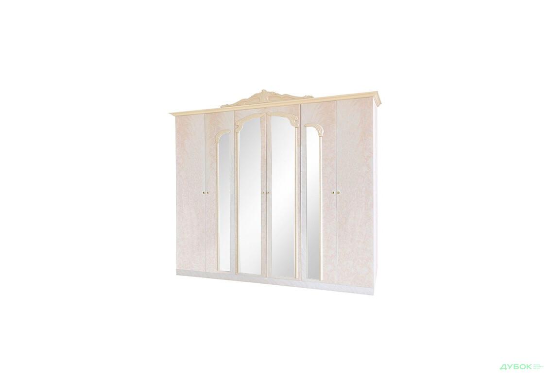 Модульная спальня Империя Шкаф 6Д