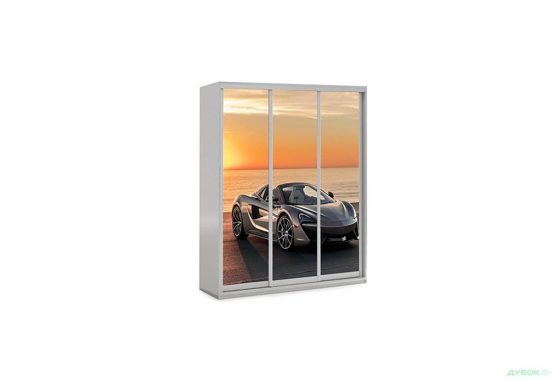 Шкаф-купе 3Д  шир.1600, №72