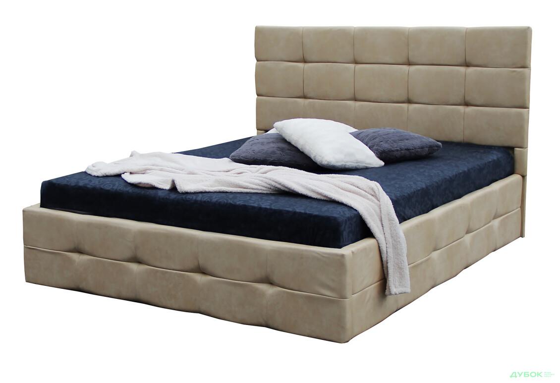 М'яке ліжко Брістоль 1.8 Підйомне з каркасом