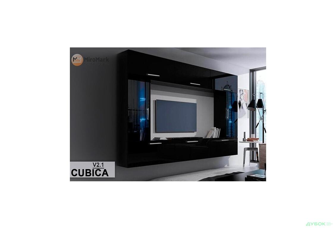 Модульная гостиная Кубика / Cubica Комплект В2+ручки