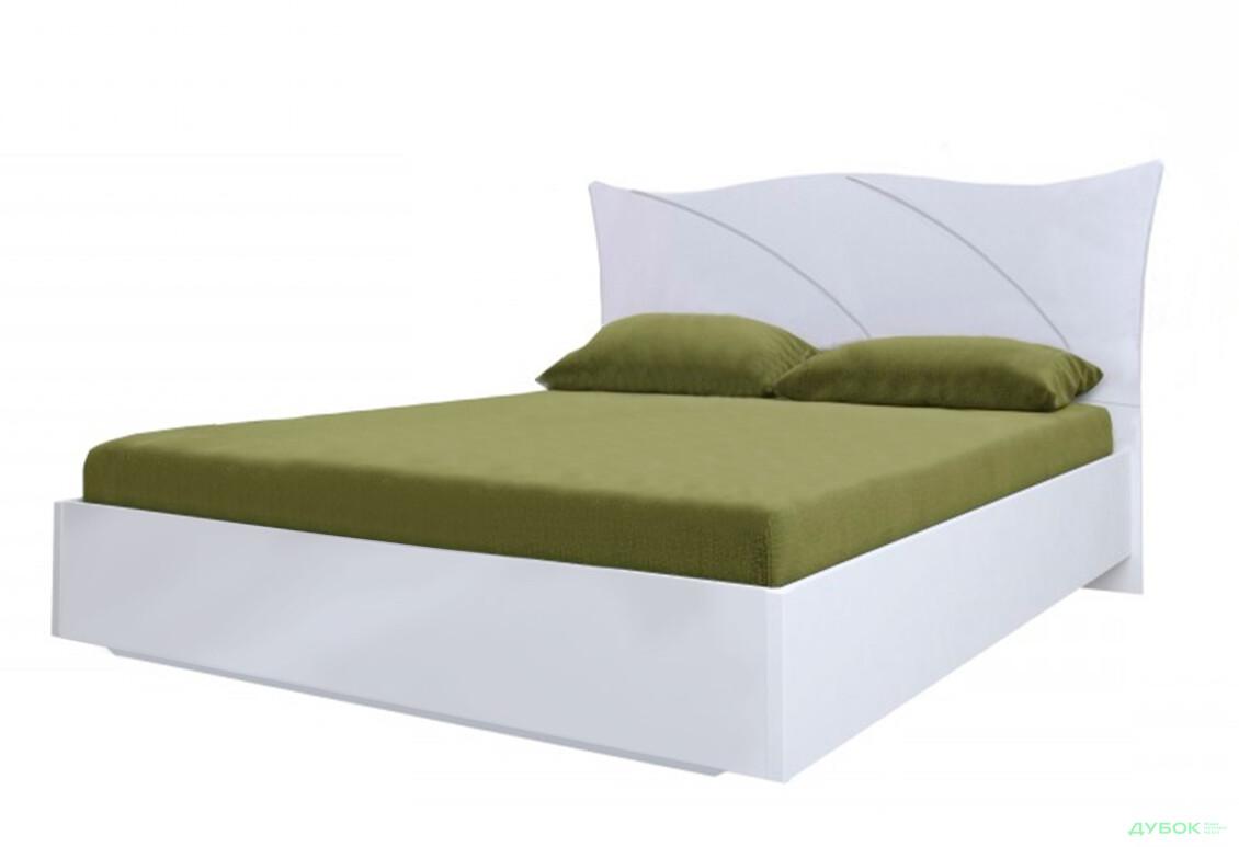 Ліжко 160 Підйомне М'яка Спинка (з каркасом)