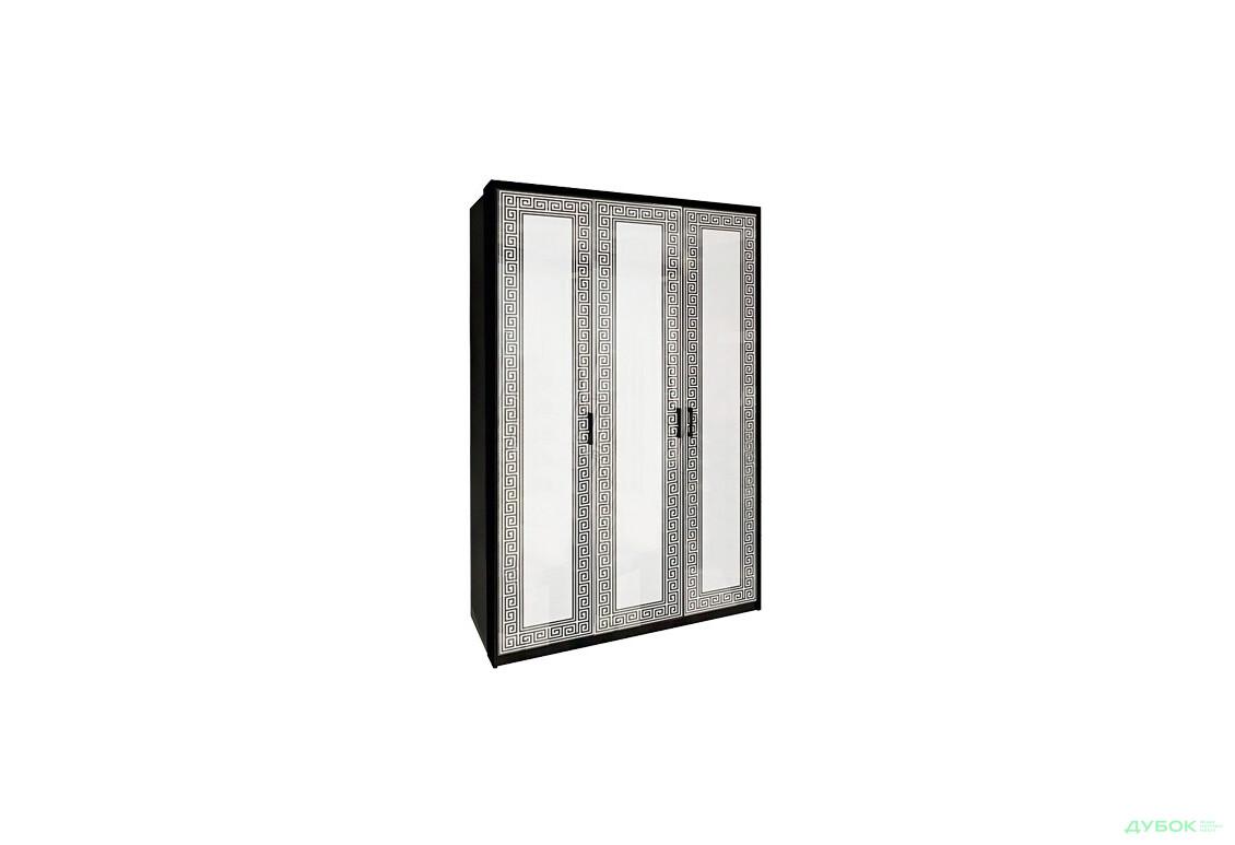 Модульная система Виола Шкаф 3Д без зеркал