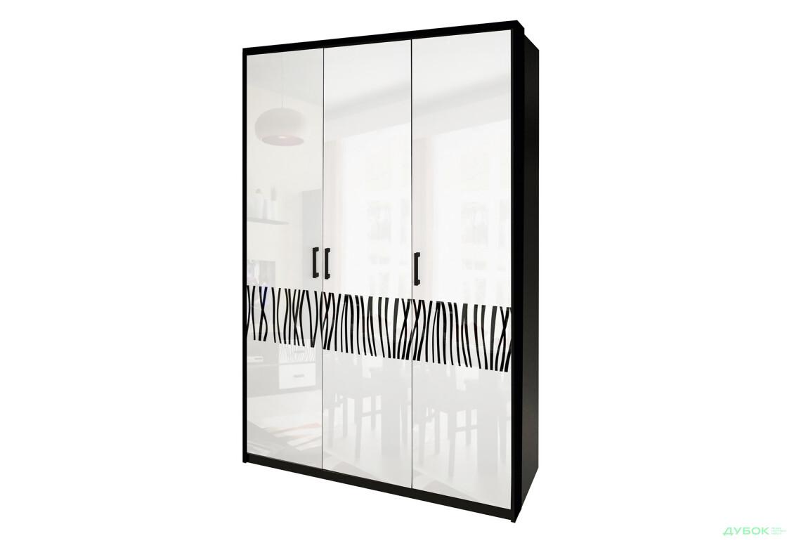 Терра Шкаф 3Д (без зеркал)