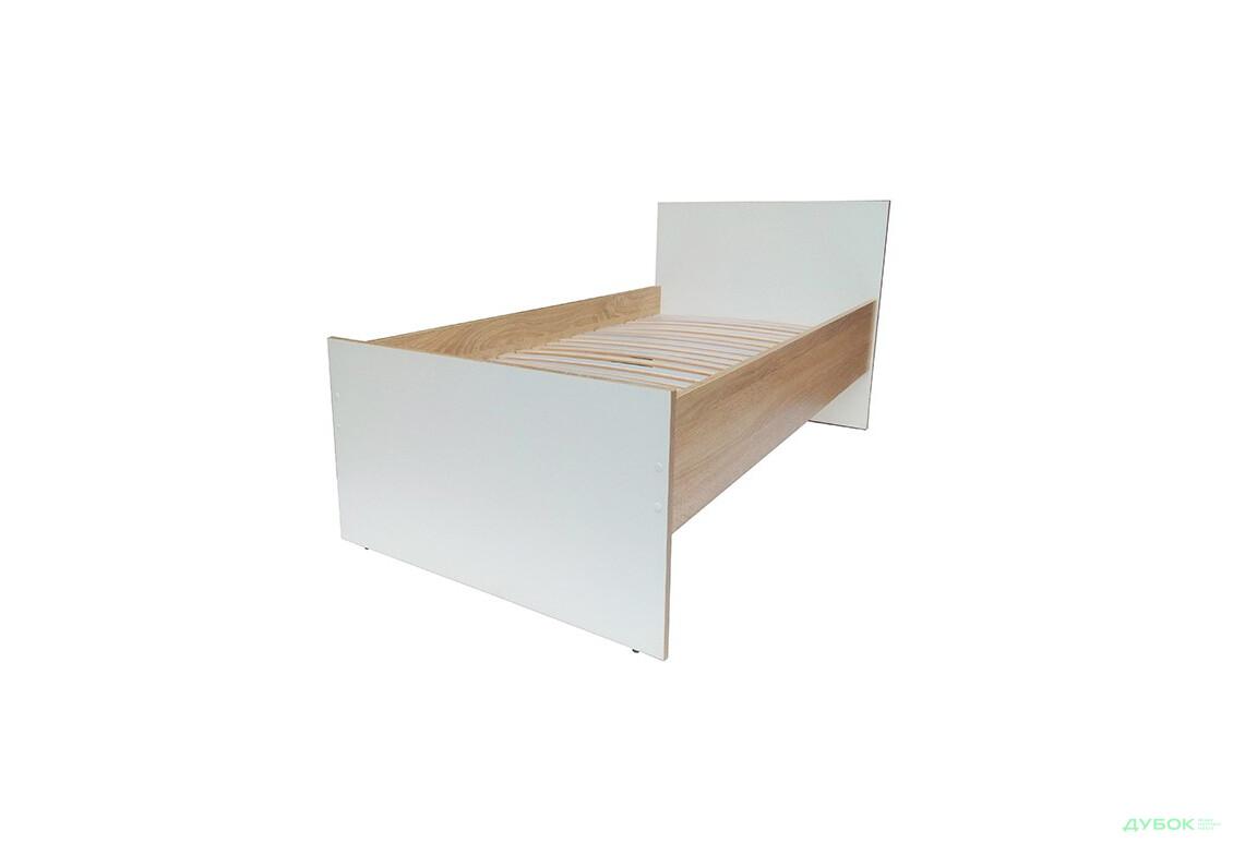 Ліжко Еко 70х140 + ламелі