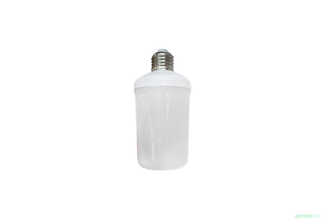 Лампа  полум'я SMD LED 5W 1500K E27 001-048-0005