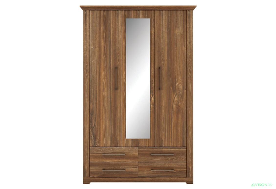 Шкаф SZF 3D4S (с зеркалом)