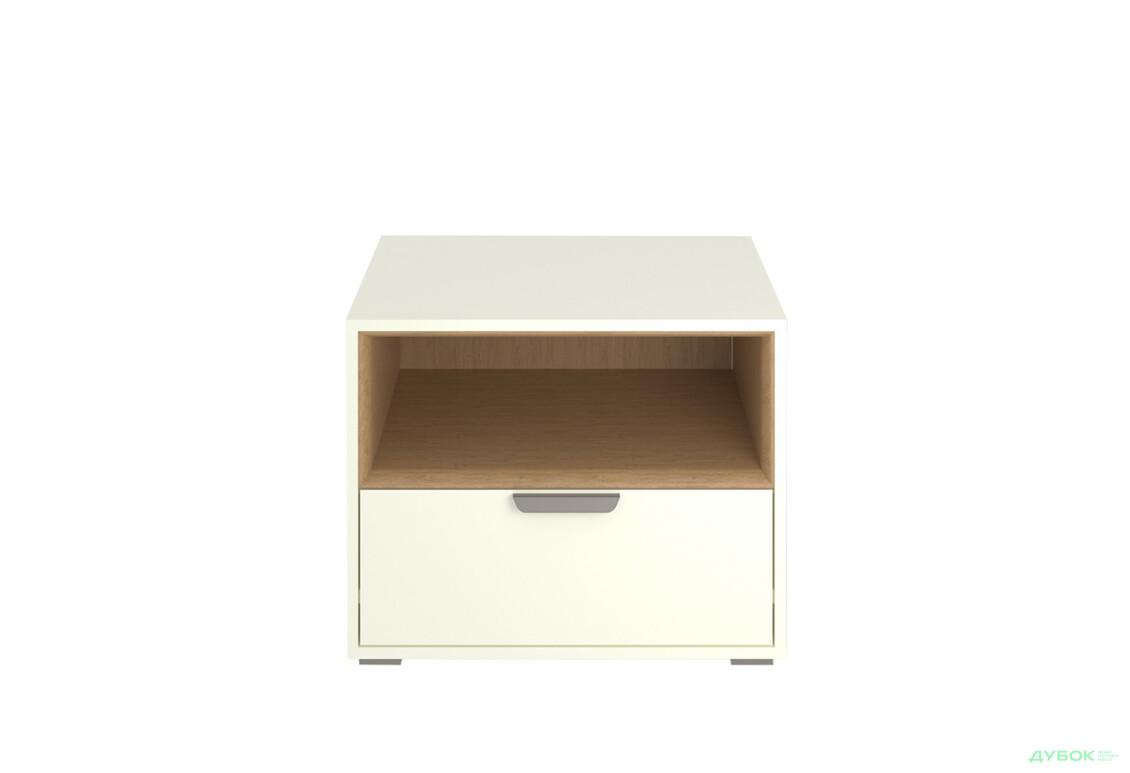 Арте / Arte (белый-дуб каменный) Шкафчик SZFK 1N1S