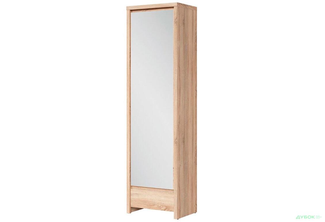 Шафа з дзеркалом SZF1D2S_P