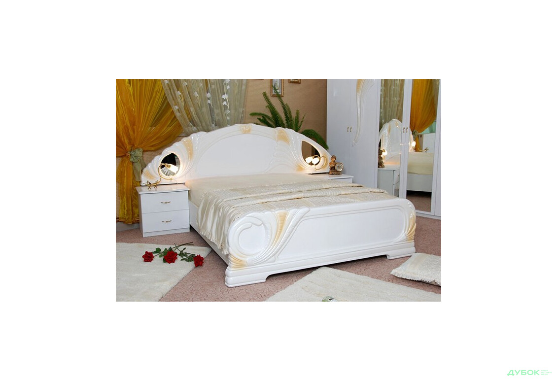 Модульна спальня Лола / Lola Ліжко 180