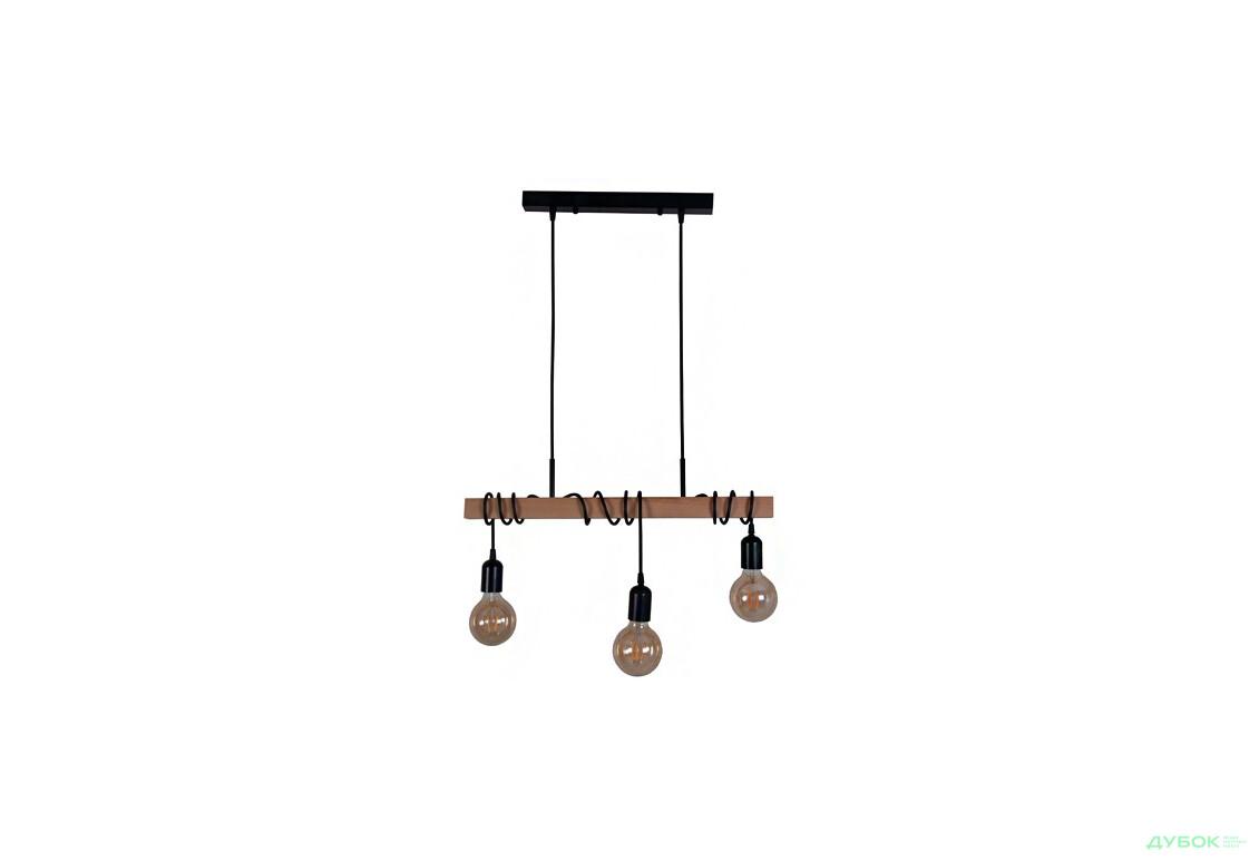 Колекція Timber Black Люстра 3L