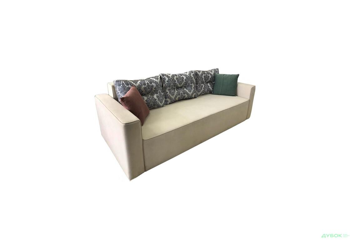 Диван SALE Ям-5 Лайт + подушки Ям-5 (эми)/комплект 3 шт С деффектами