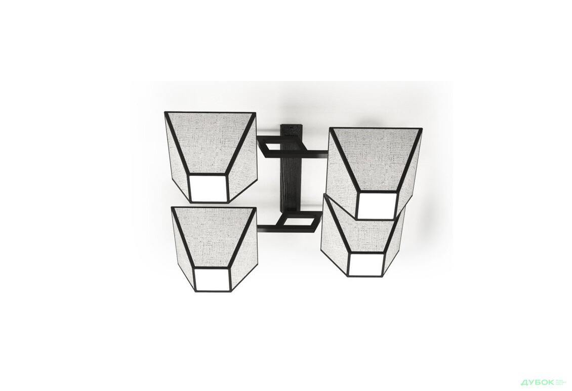 Колекція Roof White SALE Люстра 40006-WHITE Виставкова Light4Home