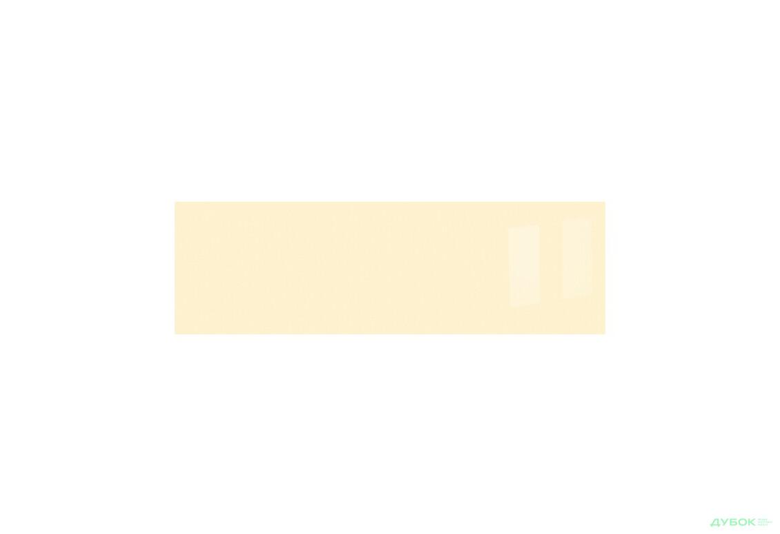SALE Фартук для кухонь Цветное стекло ваниль 597мм х 1268мм