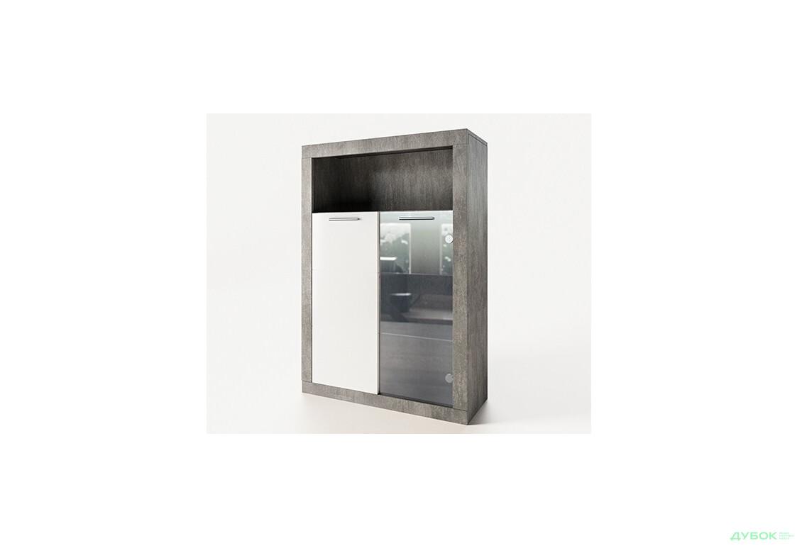 SALE Пенал-витрина 2Д Ск