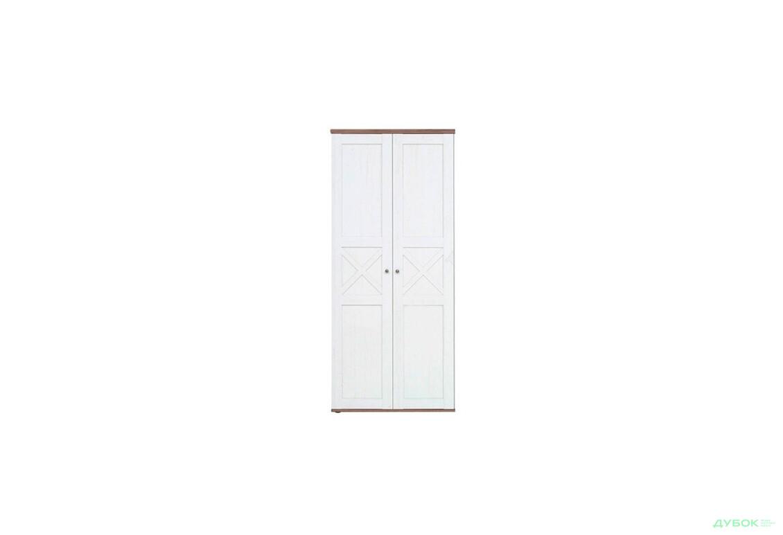 Модульная спальня Тина Шкаф платтяной SZF2D