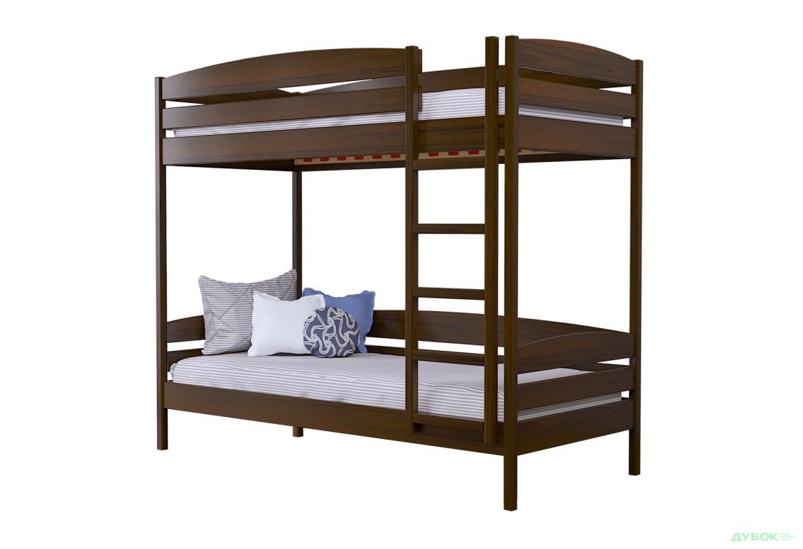 Серія Тесса ліжко Дует Плюс 80х190 (масив)