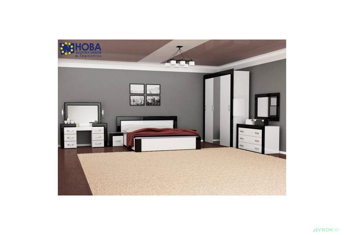 Модульная спальня Виола