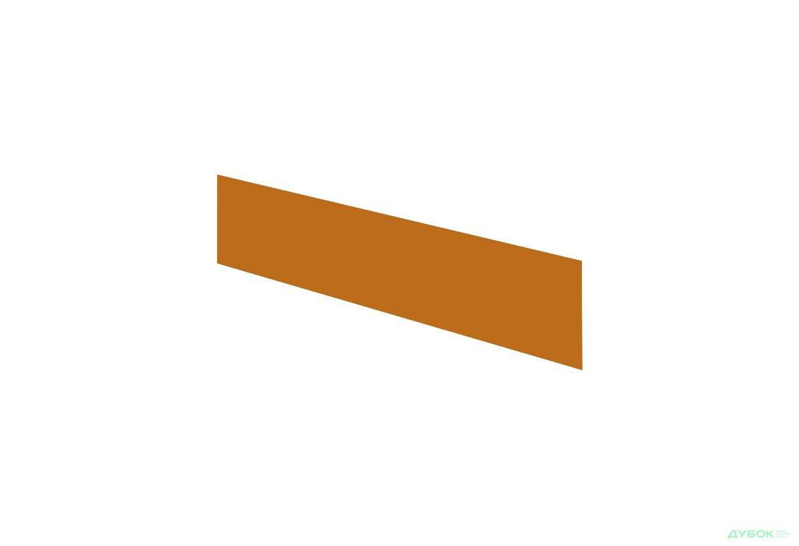 SALE Царга 2.4м плінтус Оранж