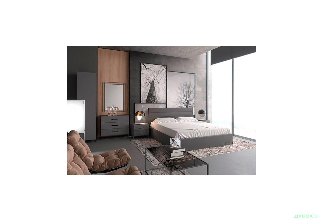 Модульная спальня Мэрс (Модай) Комплект 1Д