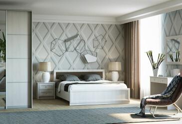 Модульна спальня Полонез БМФ