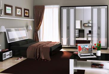 Модульна спальня Віола MiroMark