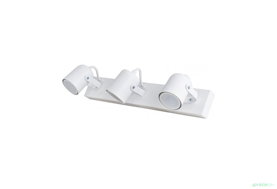 Spot White Бра 65123 AP3 3хGU10, max 35W білий